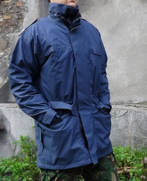 Genuine British Raf Goretex Waterproof Breathable Parka