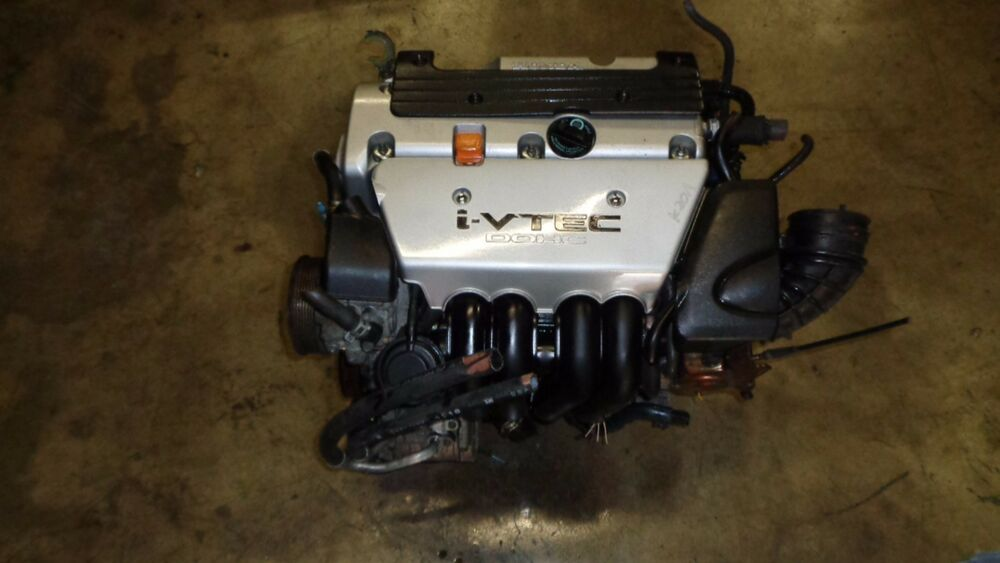 Jdm Honda K20a Engine Long Block 02 05 Civic Si Ep3 2 0l V