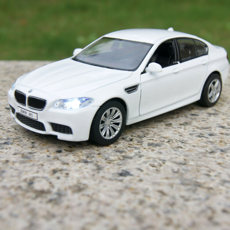 5 Inch BMW M5 Alloy Diecast Model Cars Toy Car Gifts Sound