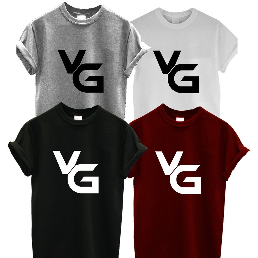 vanoss t shirt youtube gamer gaming vg viral youtuber ebay. Black Bedroom Furniture Sets. Home Design Ideas
