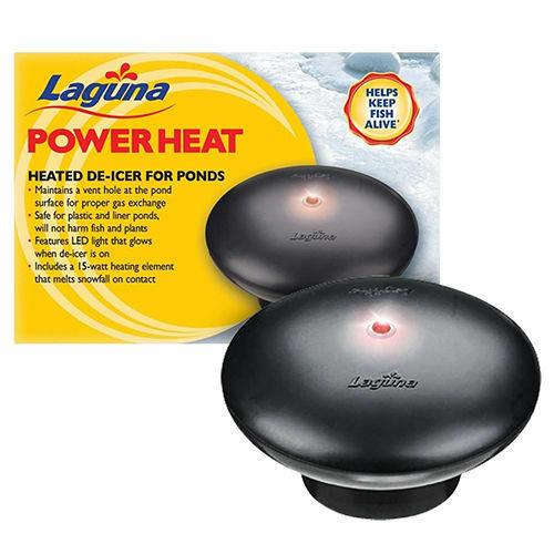 Laguna power heat 315 watt pond de icer pt1642 ebay Laguna pond heater