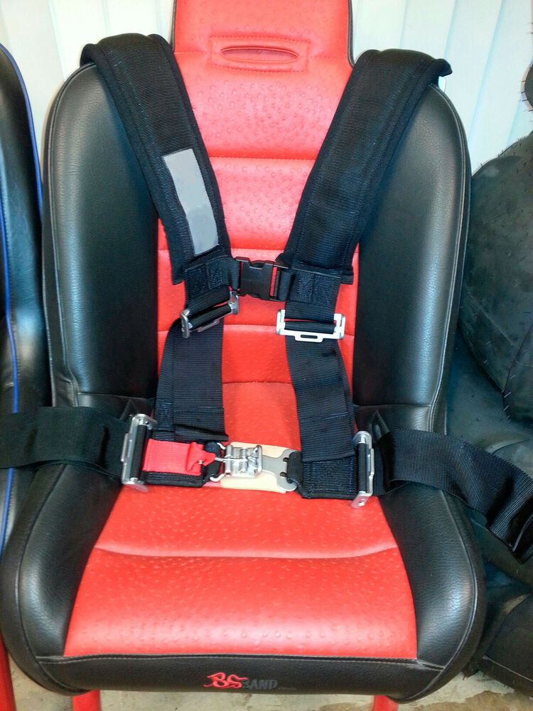 4 point harness for rzr 1000