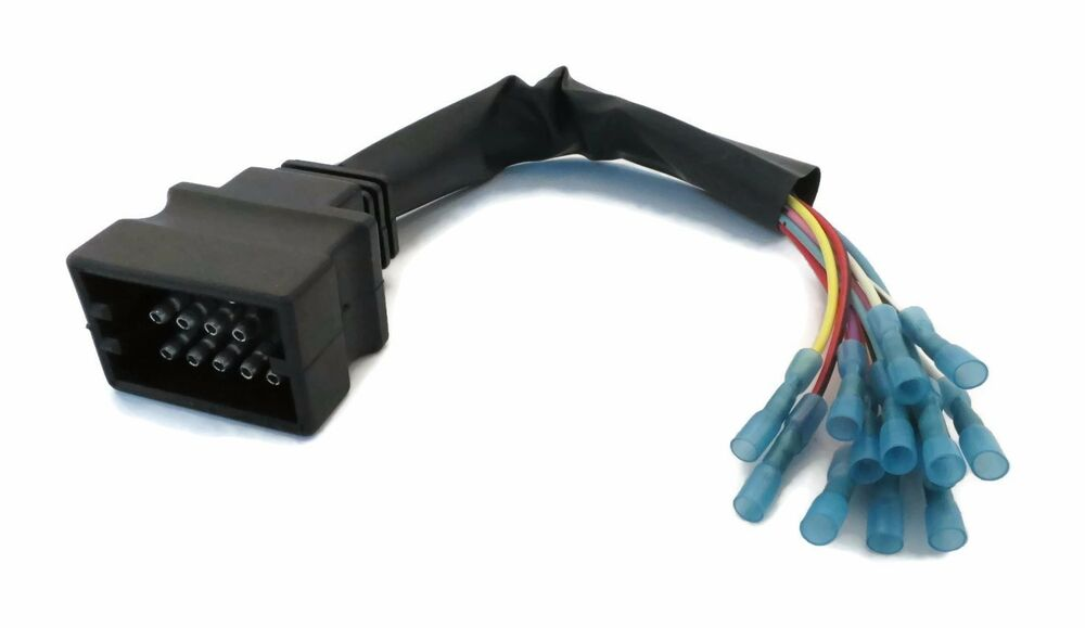 snow plow wiring harness repair kit  plow side  msc04754
