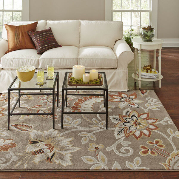 "8x11 Modern Area Rugs: 8x11 (7'10"" X 10'6"") Transitional Modern Contemporary"