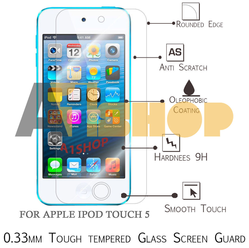 100% genuine Tempered Glass Screen Protector for Apple ...