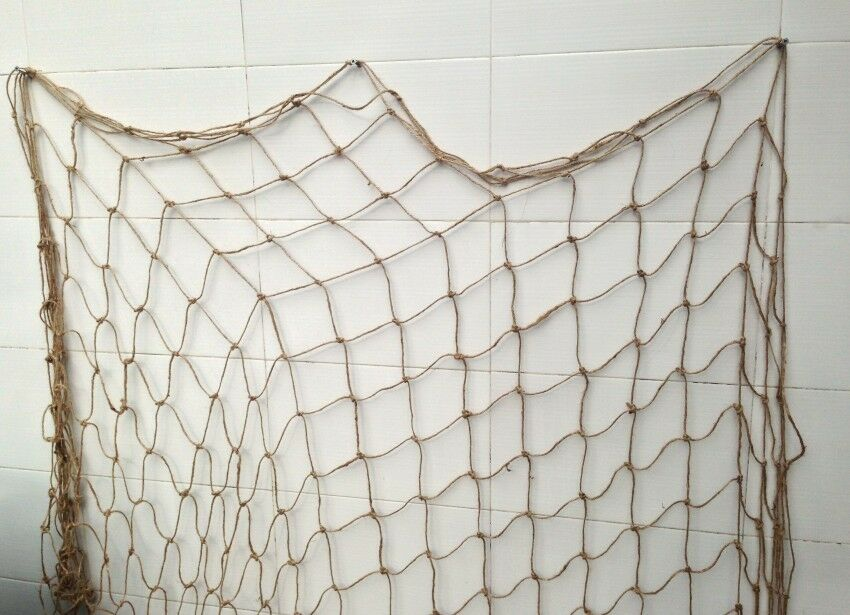 decorative hemp rope netting non fish netting nautical