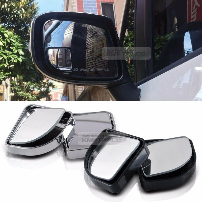 Side View Blind Spot Mirror Wide Angle Auxiliary Convex