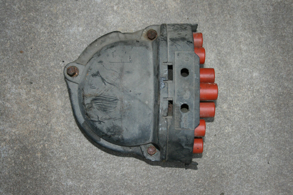 E30 Distributor Cap And Rotor Replacement Bmw M20 6