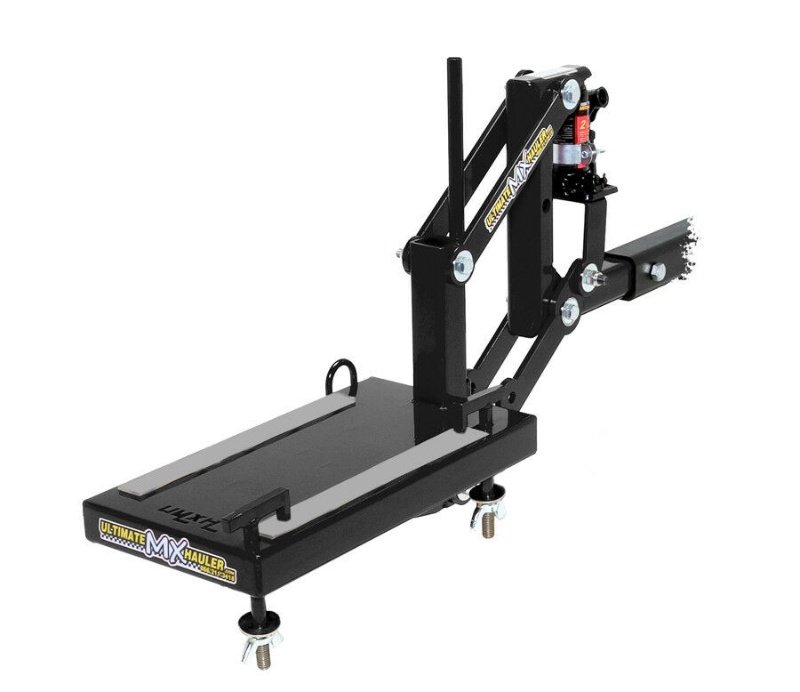 NEW Ultimate MX Motorcycle Sports Dirt Bike Hitch Carrier ...