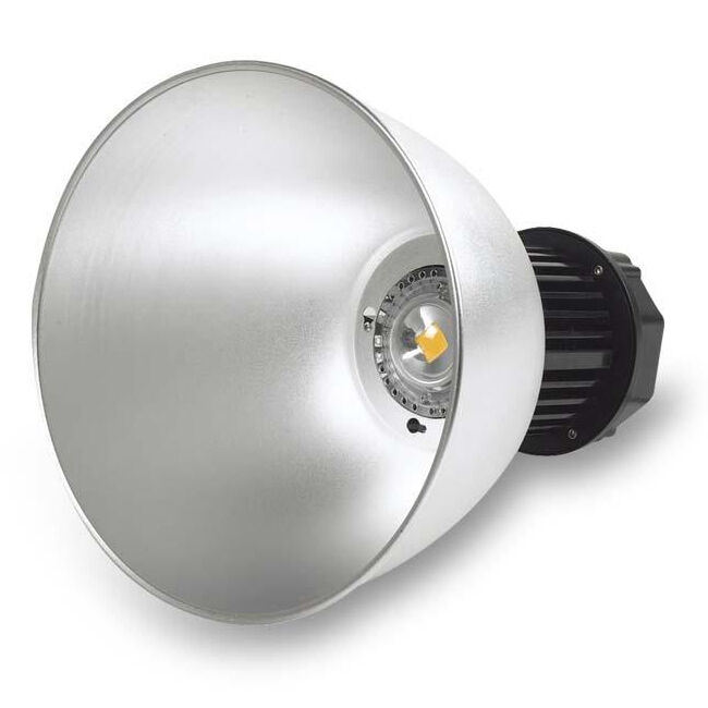 100W INDUSTRIAL LED HIGH BAY LIGHT WHITE WAREHOUSE CEILING