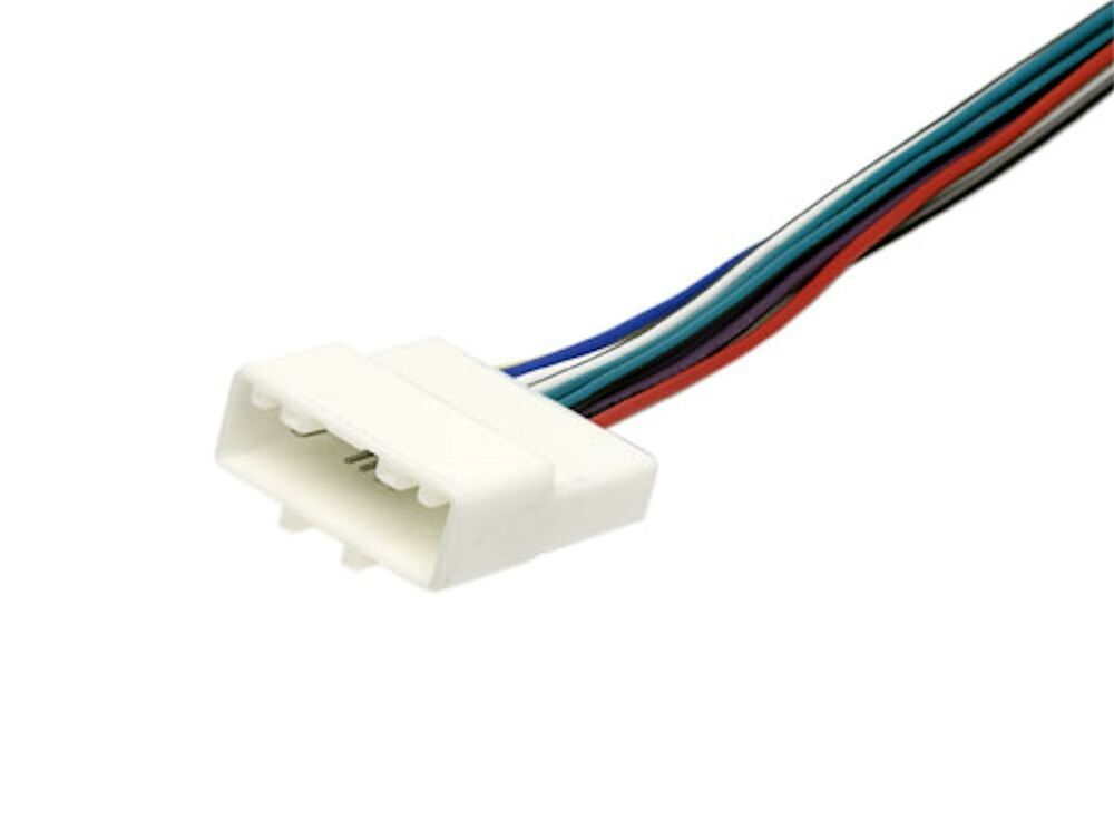 Nissan Altima Radio Wiring Harness : Wire harness for infinti nissan suburu suzuki aftermarket