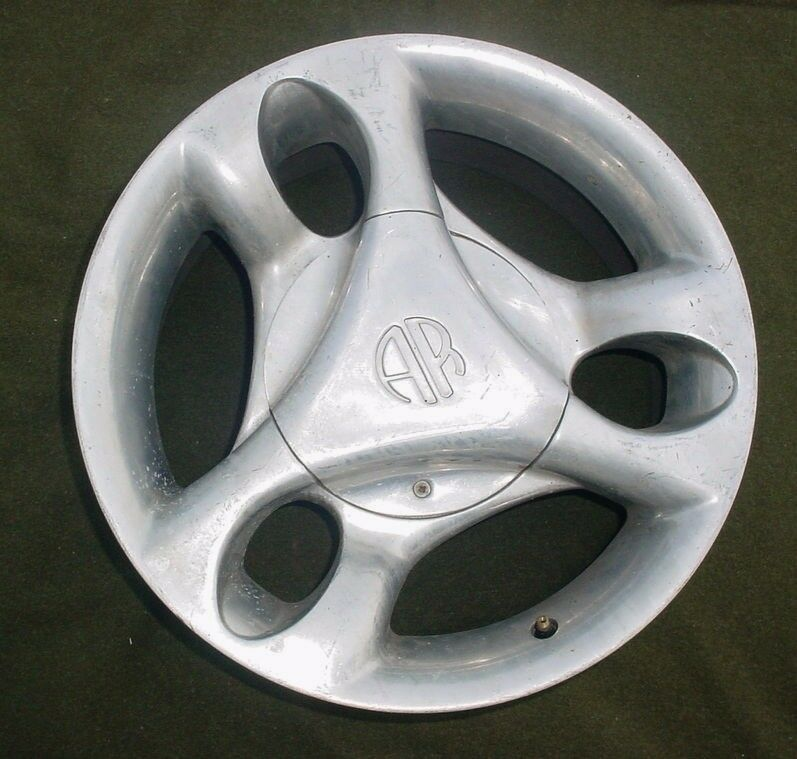 American Car Center >> AMERICAN RACING AR 20 WHEEL WITH CENTER CAP FORD F-150 ...