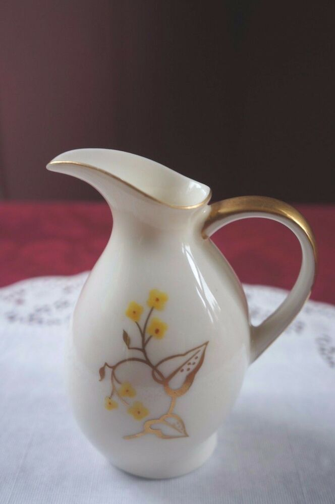 Vintage Small Hand Painted Pitcher Made In Japan Ebay