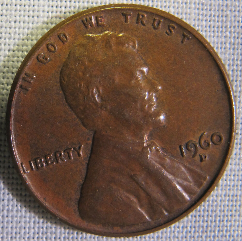 1960 small date penny in Sydney