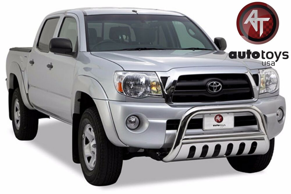 atu 2000 2006 toyota tundra sequoia stainless bull bar. Black Bedroom Furniture Sets. Home Design Ideas