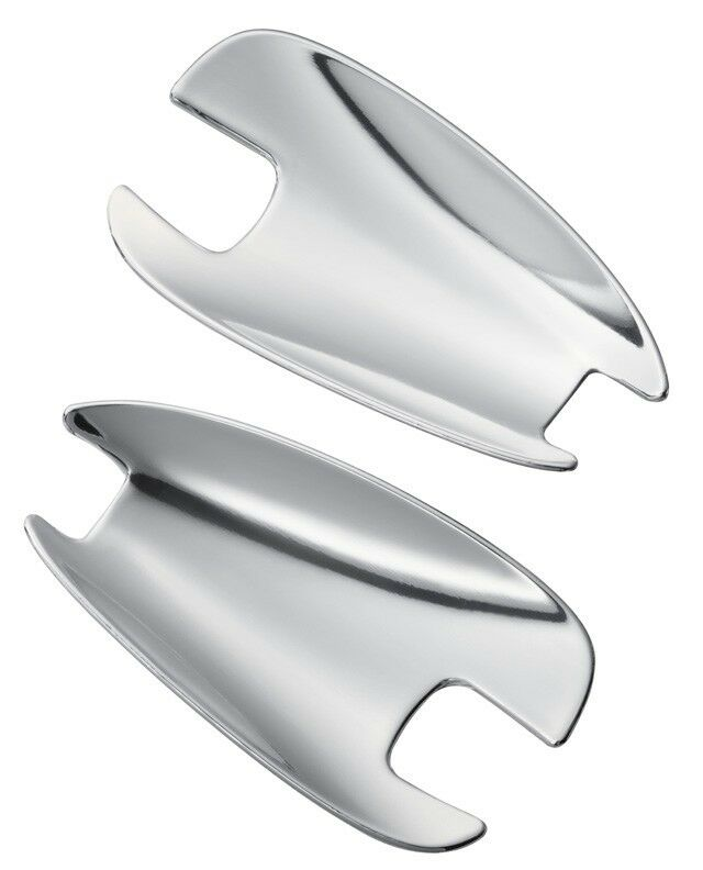Oem genuine mercedes benz chrome door handle inserts 12 for Mercedes benz chrome accessories