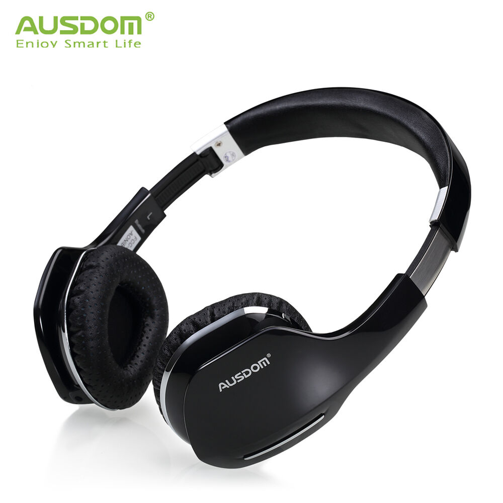 4 Bluetooth Wireless Headsets With The Best Sound Quality: Wireless Bluetooth 4.0 Foldable Stereo Headsets Headphones