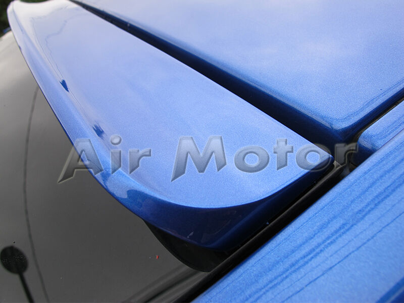 Painted Bmw 4 Series F32 2d Coupe Rear Roof Spoiler Wing