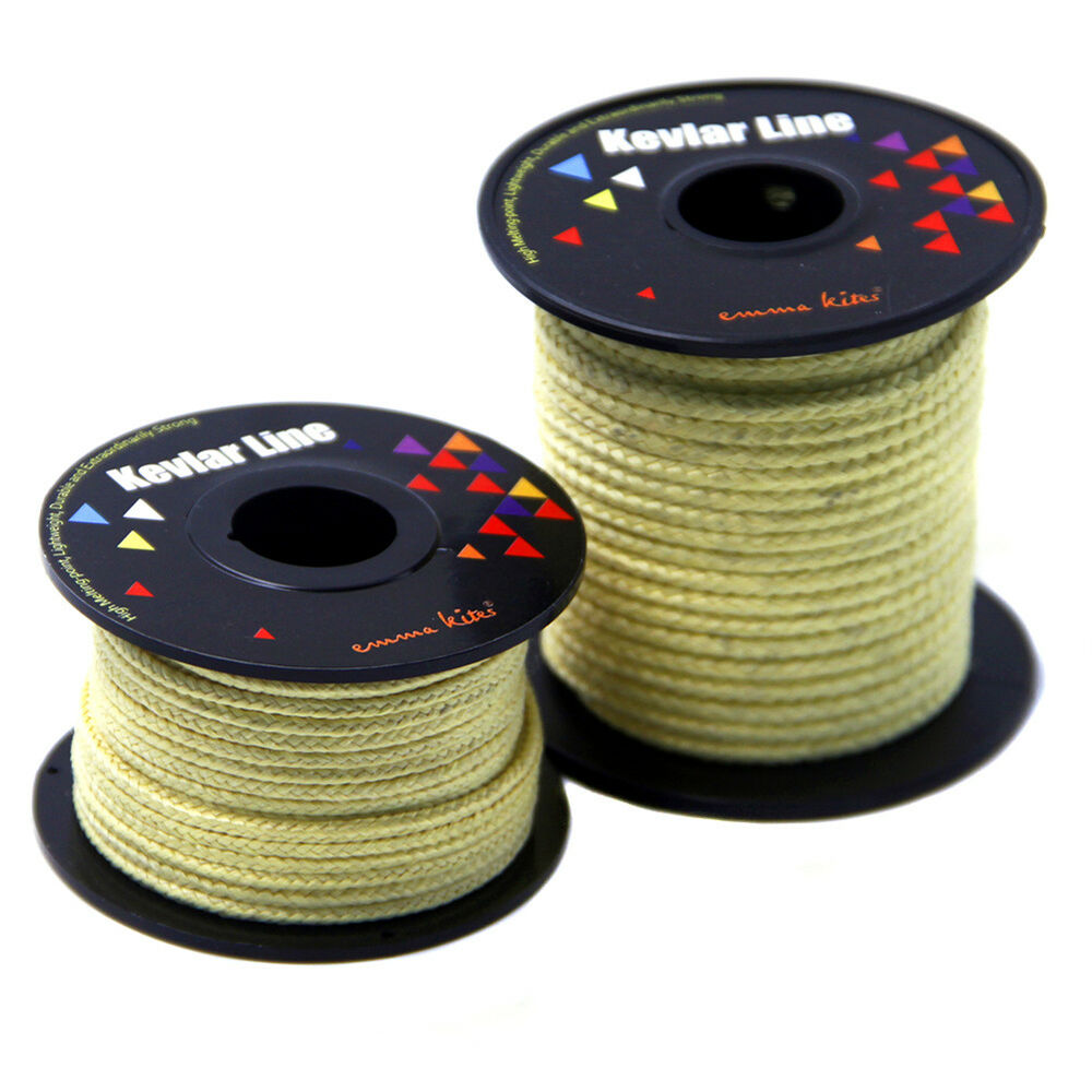 kevlar braided line 100ft tough flying kite outdoor On home depot fishing line