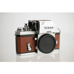Kyпить Nikon F With FTN Finder Replacement Cover - Laser Cut Recycled Leather на еВаy.соm