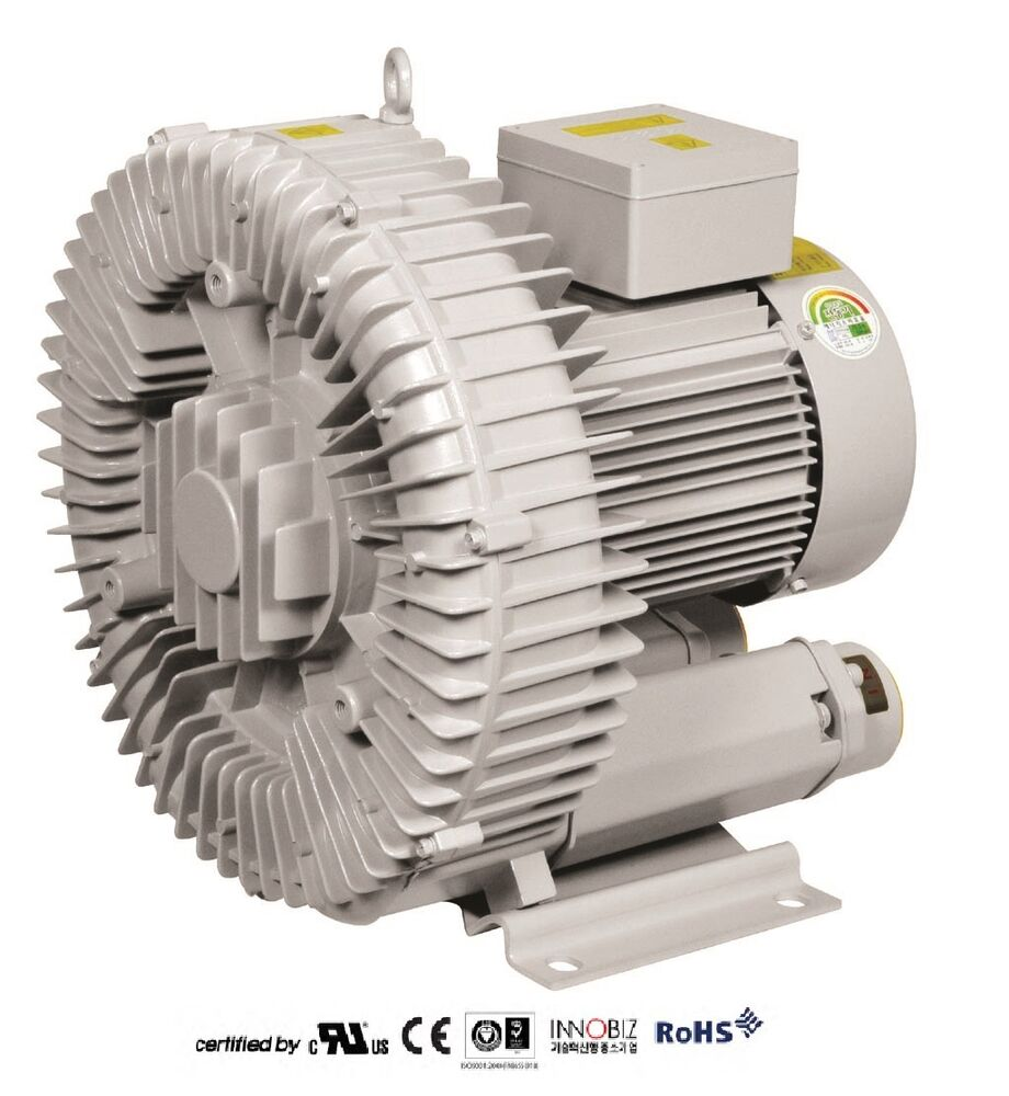 Pressure Filter For Blower : Pacific regenerative blower pb ring side channel