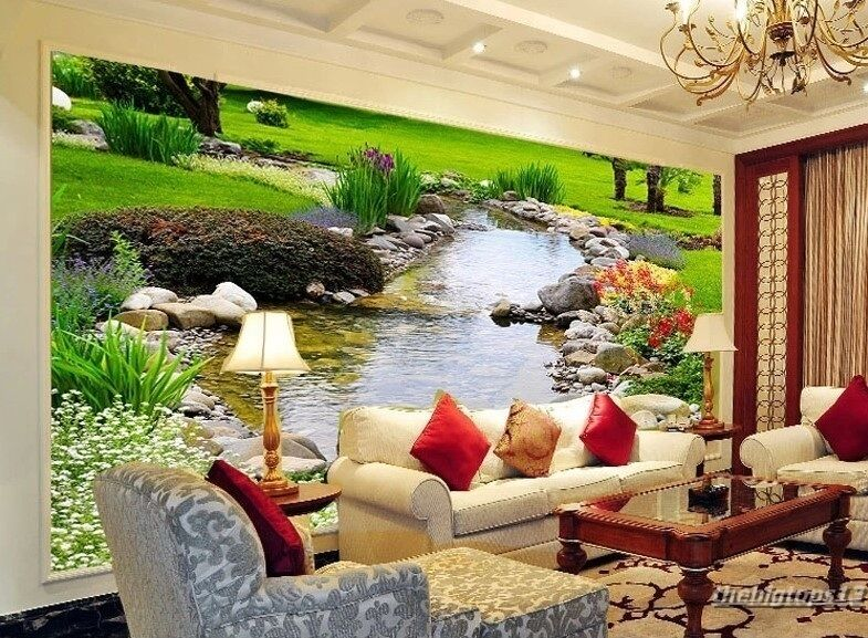 Home 3d wallpaper bedroom mural roll modern luxury for Home decor 3d wallpaper