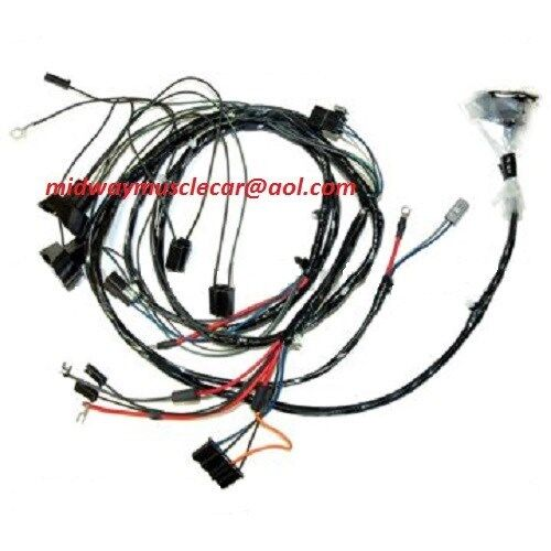 engine harness   front end light wiring harness kit v8 68 Painless Wiring Harness Painless Wiring Harness