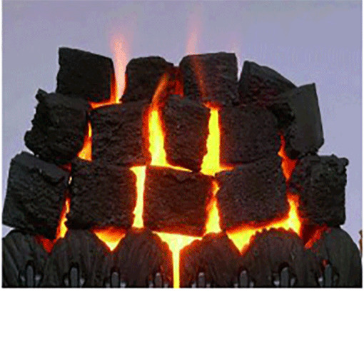 20 GAS FIRE REPLACEMENT COALS UK GAS FIREPLACE INSERTS | eBay