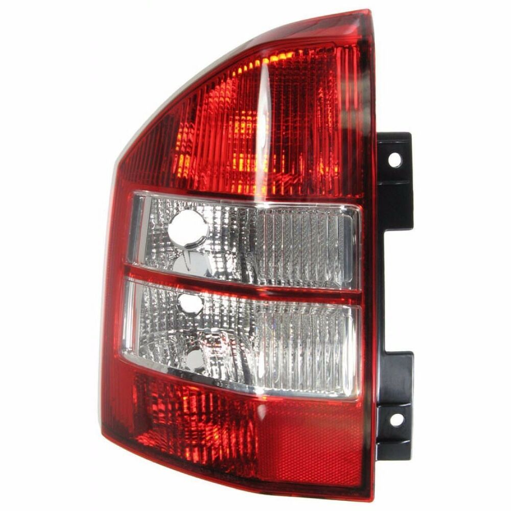 2007 2008 2009 2010 JEEP COMPASS TAIL LAMP LIGHT LEFT
