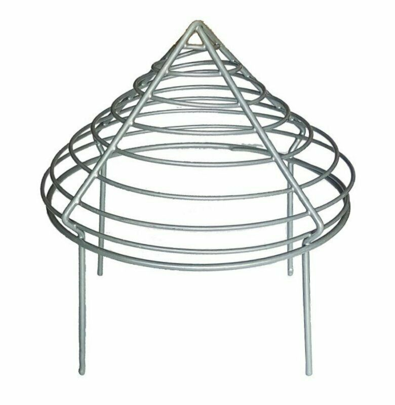 Leaf stopper wire balloon for soil pipe down pipe gutter for 80mm soil vent pipe