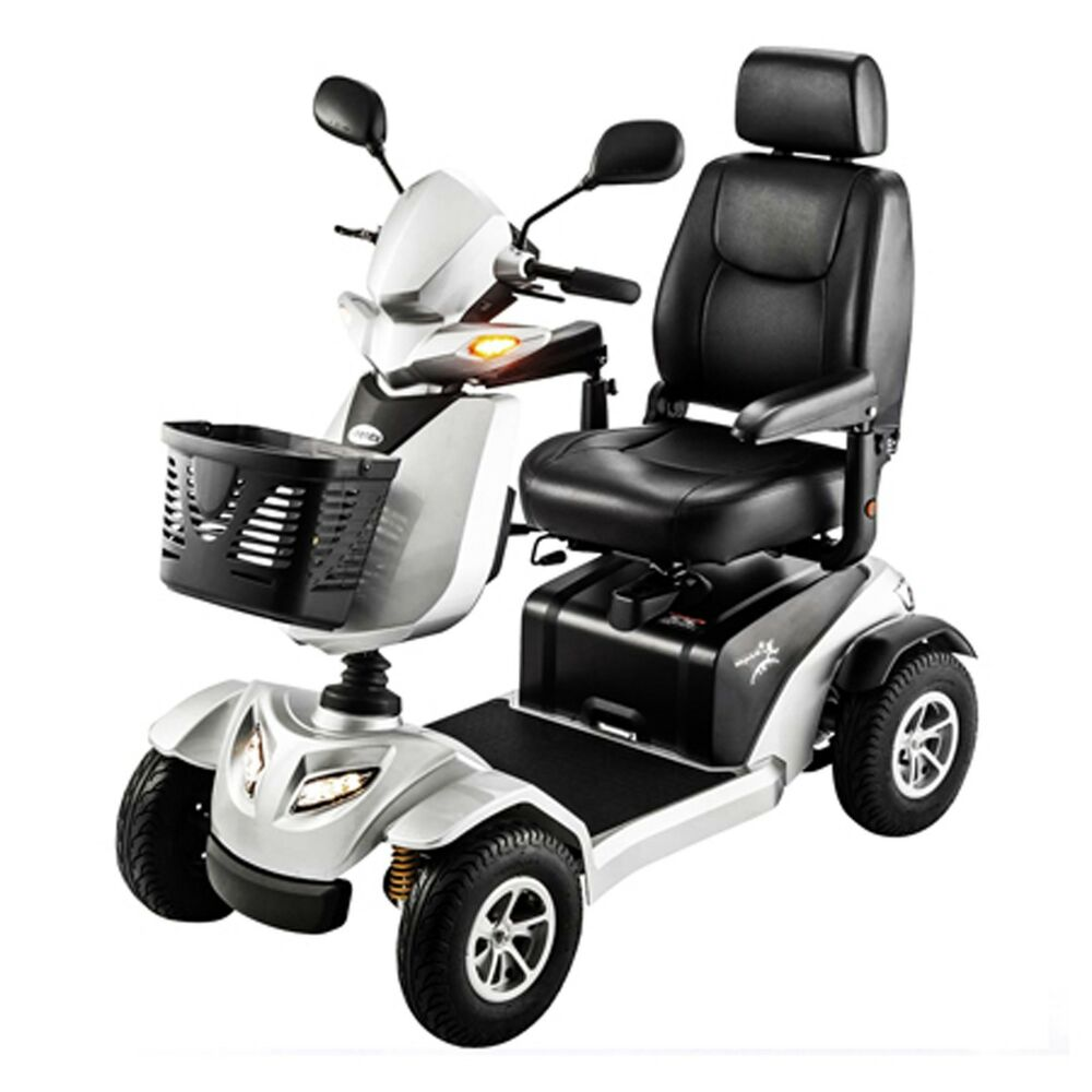 New Silverado 4 Wheel Power Scooter With 75ah Many