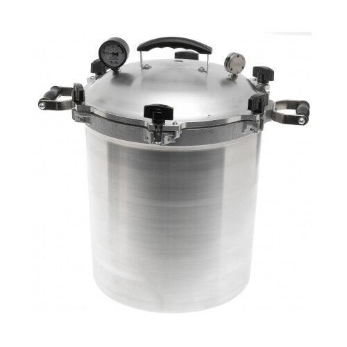 pressure cooker for canning all american pressure cooker canner 30 qt best heavy duty 11044