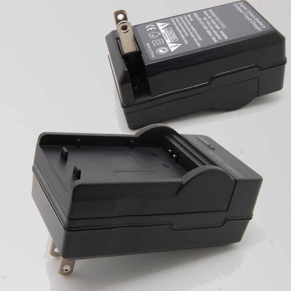 wall battery charger for nikon en el14 coolpix d3100 d3200 d5100 d5200 dslr ebay. Black Bedroom Furniture Sets. Home Design Ideas