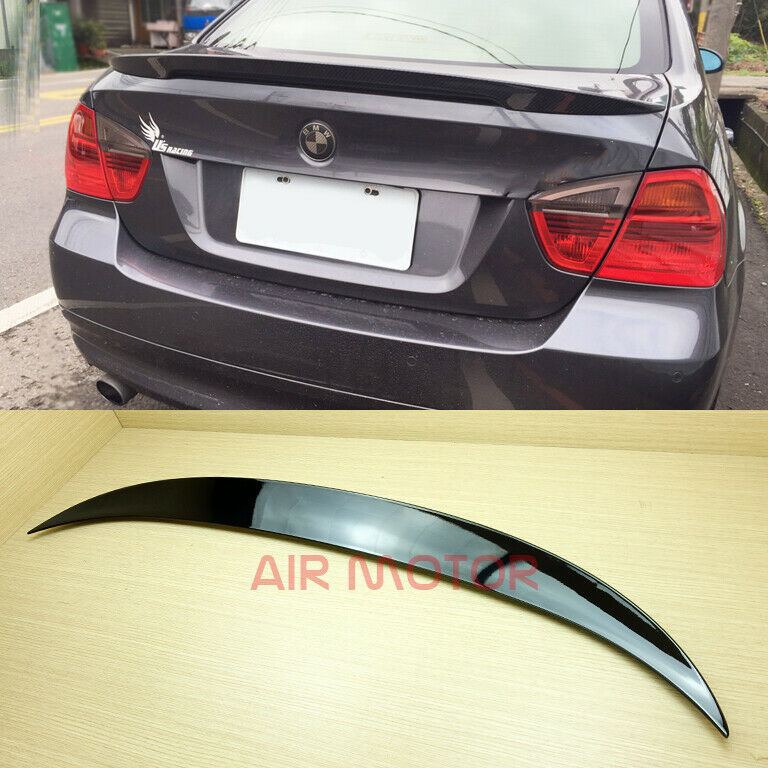 painted for bmw e90 4d high kick performance type rear. Black Bedroom Furniture Sets. Home Design Ideas