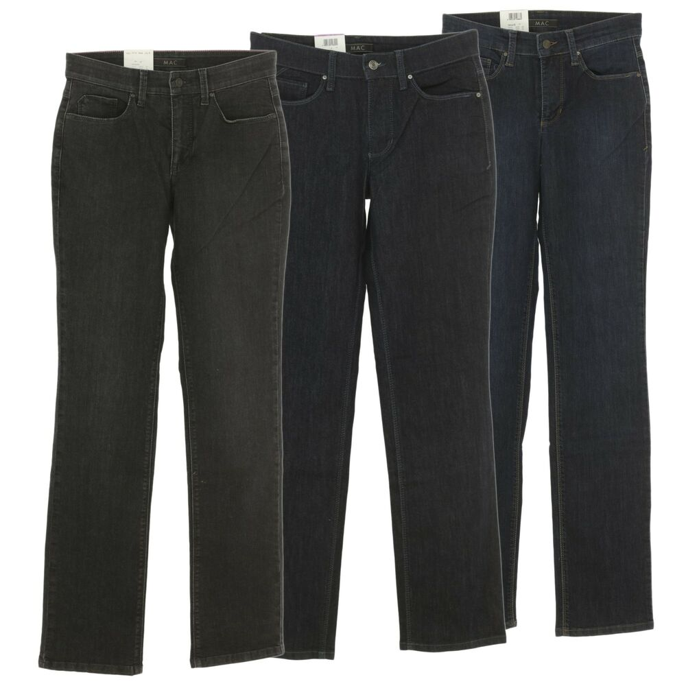 mac jeans melanie mountain 0351 5019 damen hose stretch feminine fit denim ebay. Black Bedroom Furniture Sets. Home Design Ideas