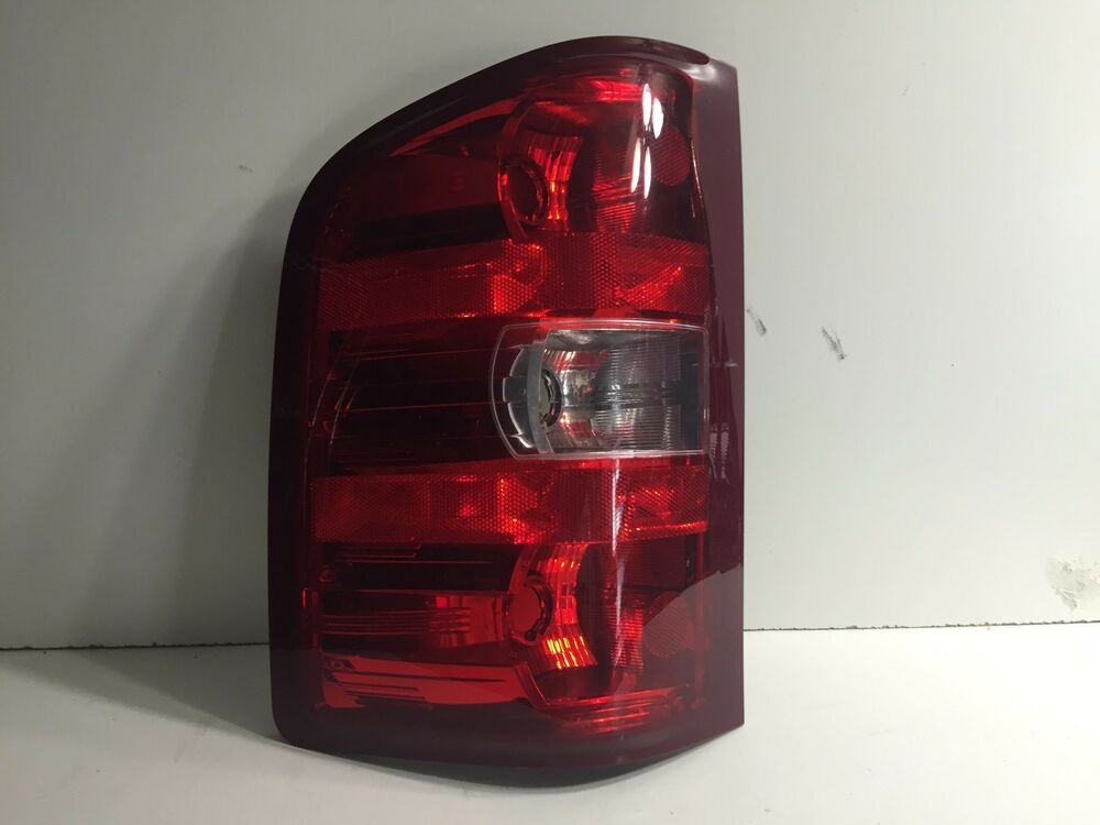 2007 - 2010 Chevy Silverado Tail Light OEM LH | eBay