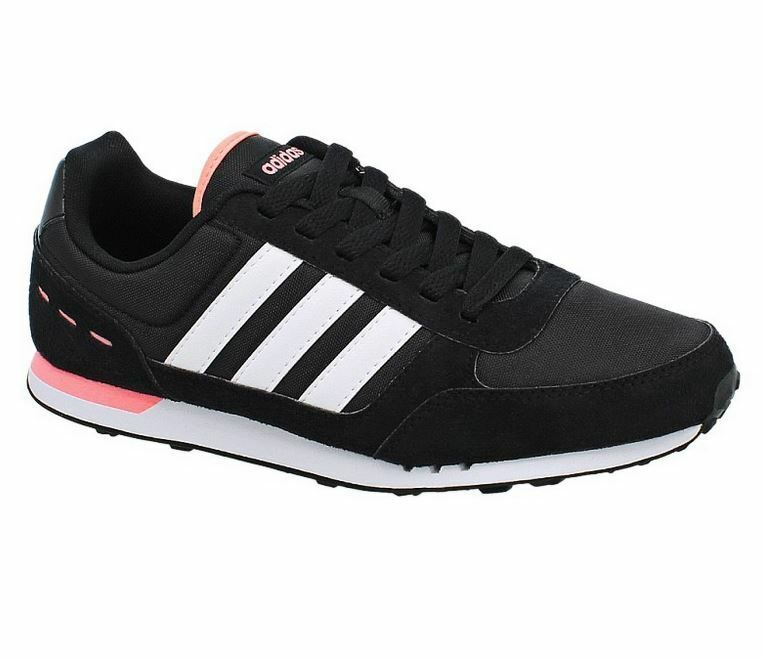 Women Adidas Neo City Racer Shoes Size