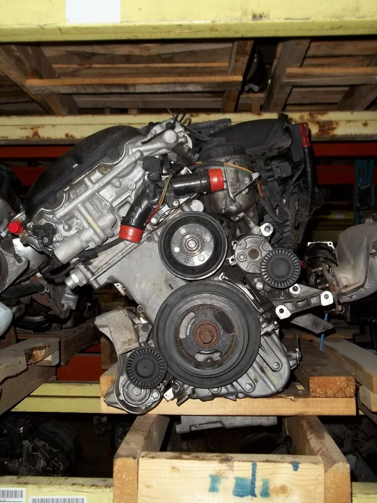 Bmw Bmw 325i Engine 2 5l Xi Awd 03 04 05 Ebay