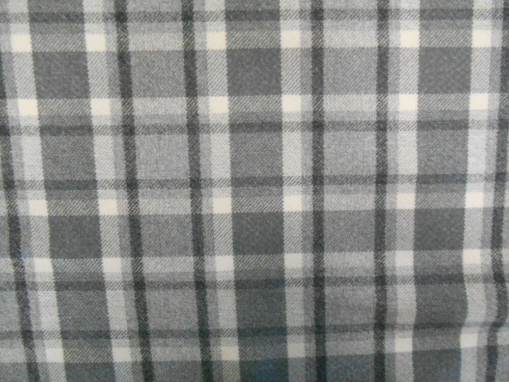 Isle Of Skye Thick Tartan Check Wool Curtain Amp Upholstery