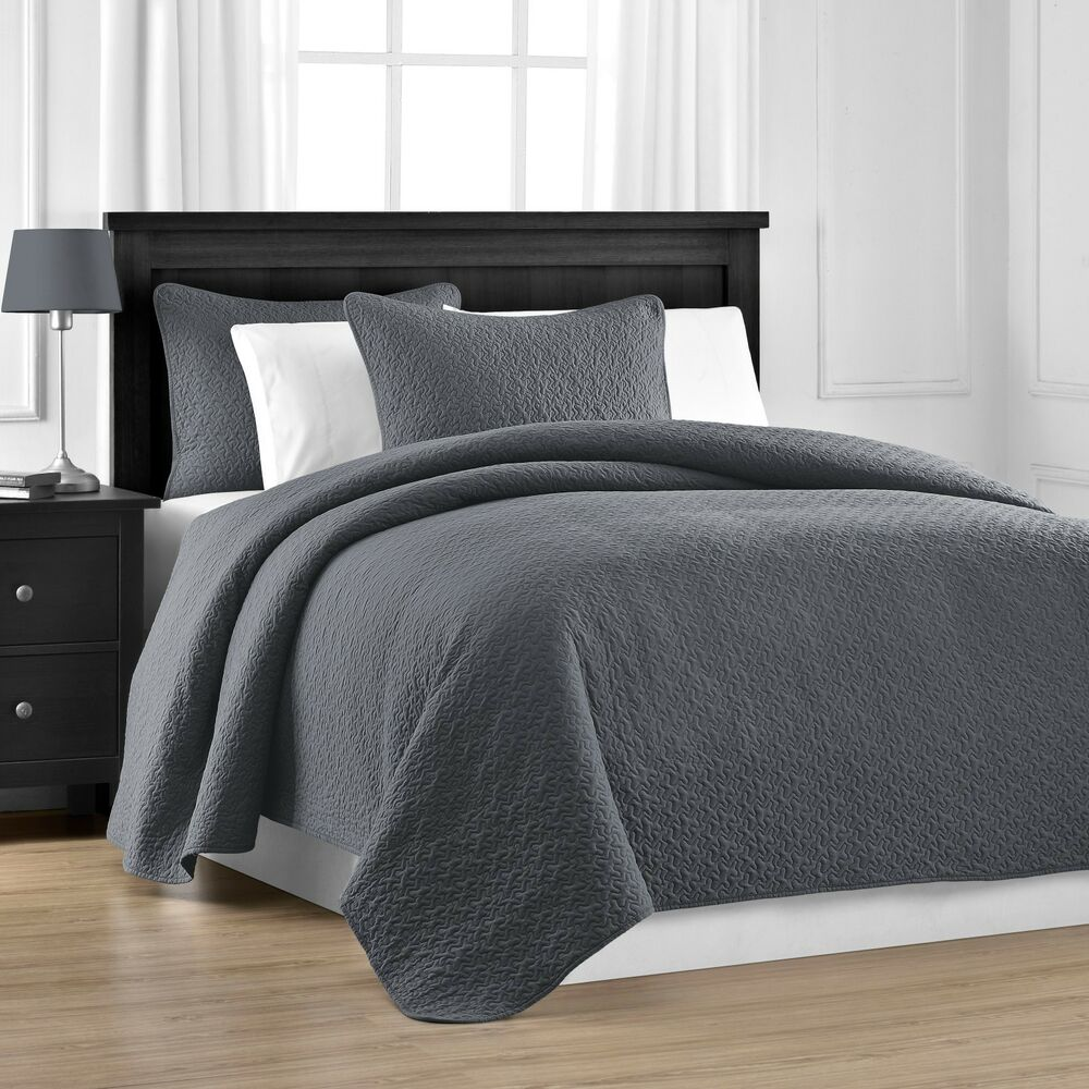 Prewashed Oversized Jigsaw Quilted Cotton Queen Amp King 3
