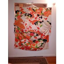 Authentic Antique Kimono