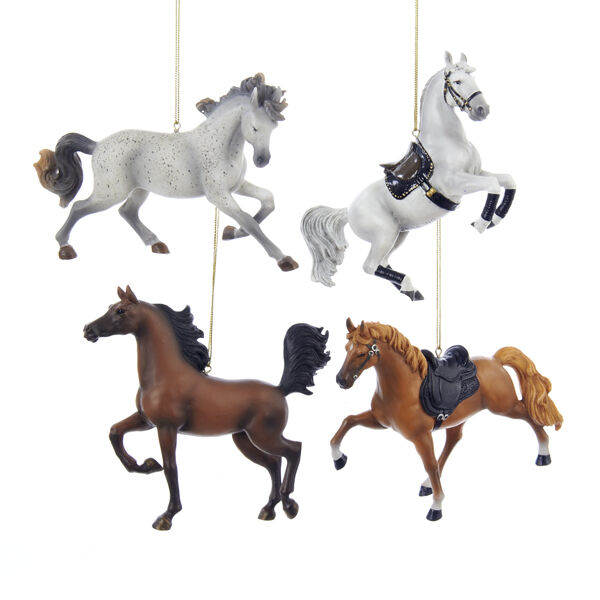 Christmas Tree Ornaments Horse: Horse Ornaments