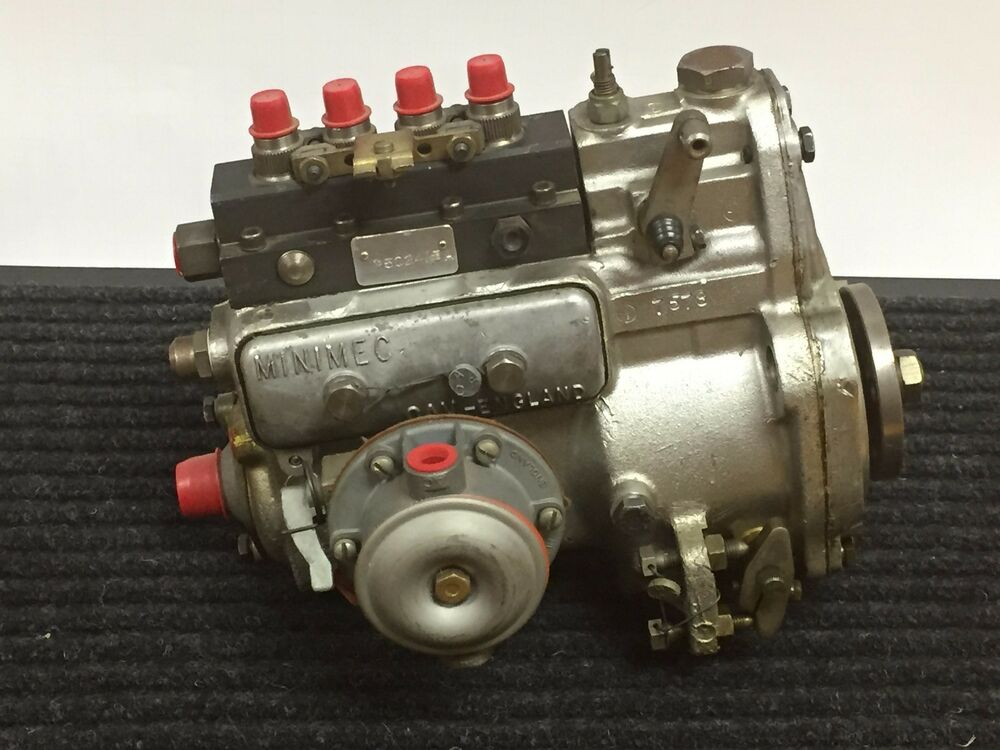 Ford 5000 Diesel Tractor Parts : Ford tractor w engine diesel fuel injection