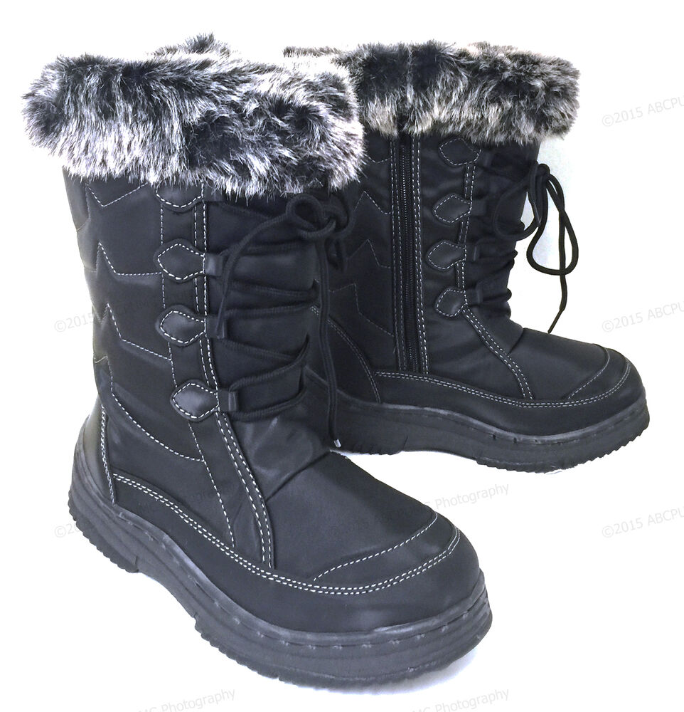 Insulated Shoes For Winter Womens