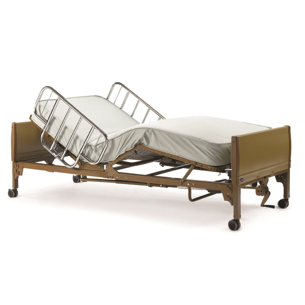 HOSPITAL BED - Invacare Home Use Full Electric Bed - FREE ...