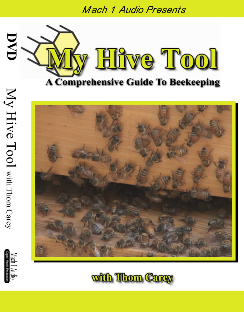 Beginner beekeeping dvd set my hive tool a comprehensive guide for beekeepers ebay - Beekeeping beginners small business ...