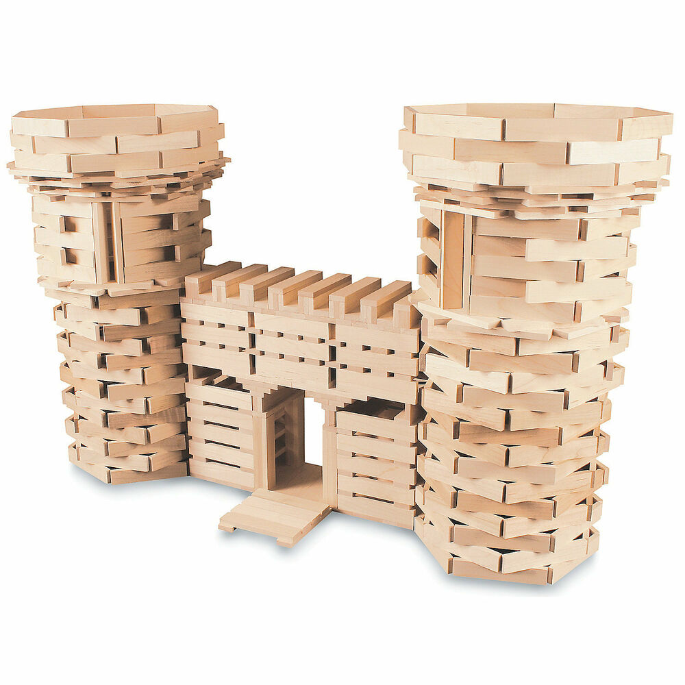 new wooden plank building block set 100 maple made in usa ForPlank Blocks