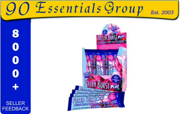 ProJoba Pollen Burst Plus Berry - 30 packets by Youngevity