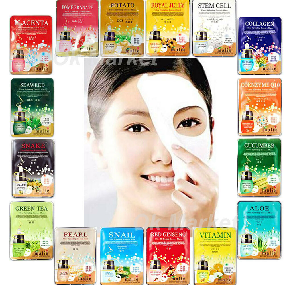 facial products in south