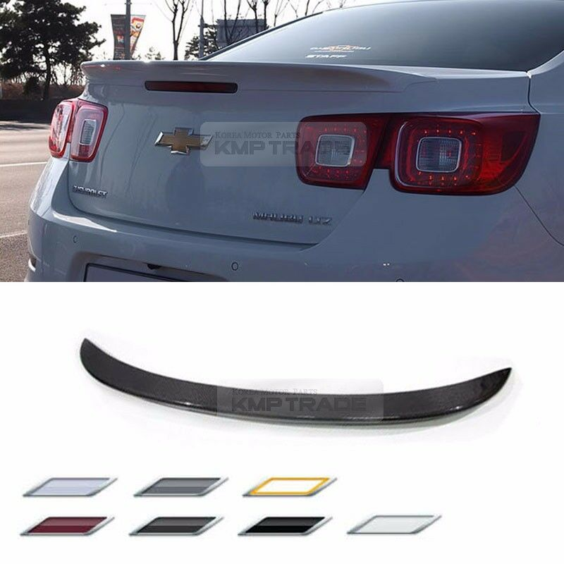 Malibu Pilates Reviews 2013: Rear Trunk Wing Lip Spoiler 1P For CHEVROLET 2012